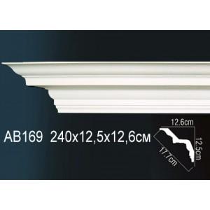 Perfect Карниз потолочный под подсветку AB169