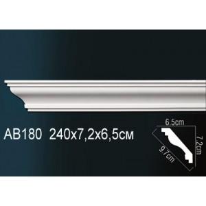 Perfect Карниз гладкий под покраску AB180F