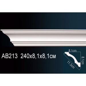 Perfect Карниз потолочный под подсветку AB213