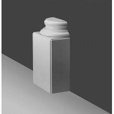 Полубака колонны Orac Decor K1131