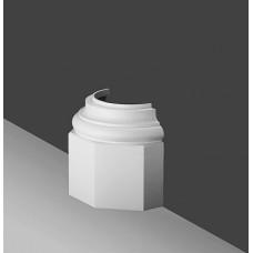 Полубака колонны Orac Decor K4121