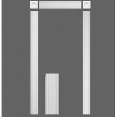 Дверное обрамление(комплект) KX001