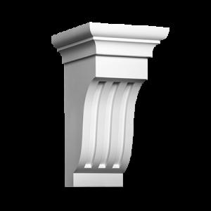 Европласт Декоративный элемент под покраску 1.19.013