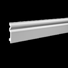 Плинтус напольный под покраску 1.53.109