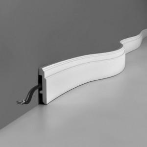 Orac decor Плинтус гибкий напольный Sx155F