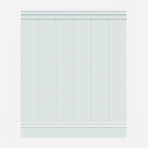 Ultrawood Стеновые панели ЛДФ под покраску Wain 003