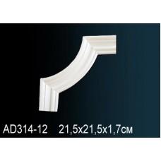Угловой элемент AD314-12