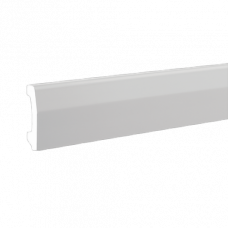 Плинтус напольный под покраску 6.53.106