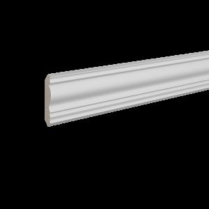 Карниз потолочный деревянный CR019